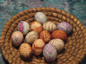 Mixed Easter Eggs